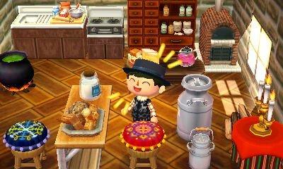 どうぶつの森:キッチンを可愛くしよう!みんなのオシャレな部屋画像まとめ