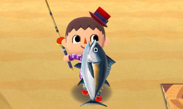 ポケ森攻略:【朗報】マグロは無課金でも釣り竿で釣れることが判明!5万で売られてるwww