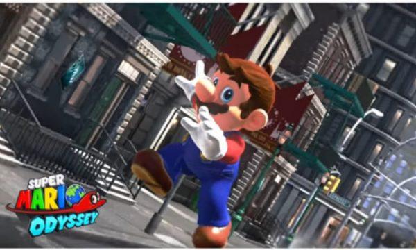 Switch:スーパーマリオオデッセイの「スナップショットモード」がスゲエーー!!