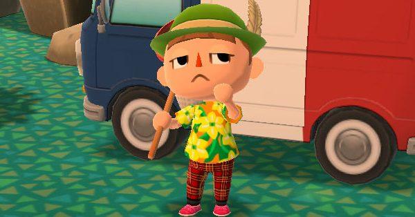 ポケ森:【バグ・不具合】おなじ服が2回変えちゃう!?買った服は覚えないとダメかなー?