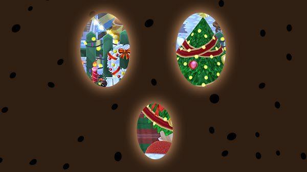 ポケ森:【公式】クリスマスのチラ見せ情報キターー!!イベントの開始日が待ち遠しい!