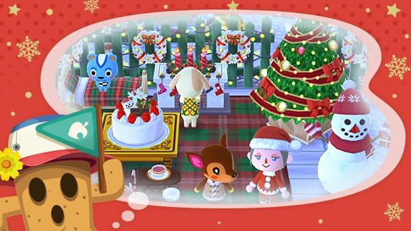 クリスマス(イベント):ポケ森攻略ch