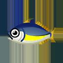 アジ(海でとれる魚):ポケ森攻略