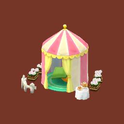 キュートテント