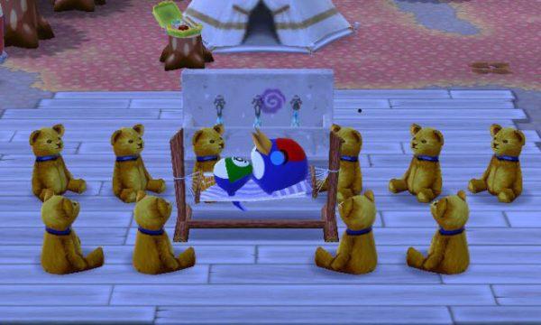 ポケ森:【ホラー?】なんの儀式wwww みんなが作った面白いキャンプ場レイアウトまとめ