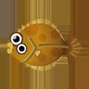 ヒラメ(海でとれる魚):ポケ森攻略