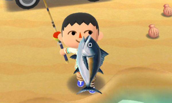 ポケ森攻略:マグロ釣れたー!!魚影の大きさや釣り方のコツまとめ(動画あり)