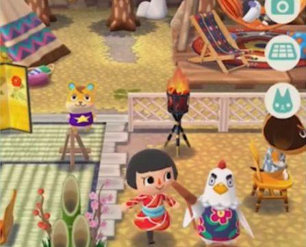 ポケ森攻略:【イベント】お正月が楽しそう!ケンタや「しずえさん凧」が可愛い!!