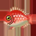 タイ(海でとれる魚):ポケ森攻略